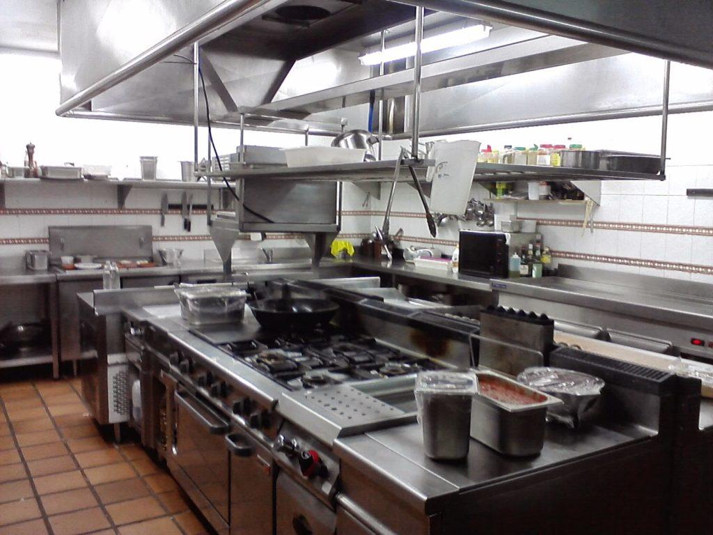 Cocinas Industriales - Equinox