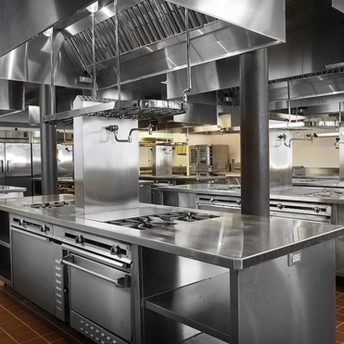 Equinox - Lo que debe saber sobre el mobiliario de la cocina industrial