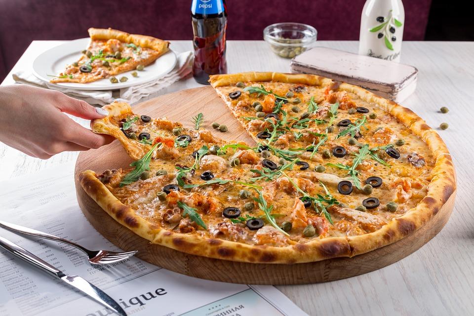 Hornos industriales para pizzerías