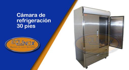 Equinox-Cámara de refrigeración 30 pies-A