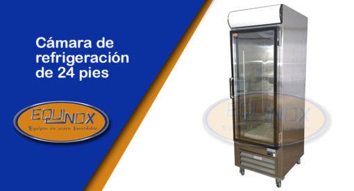 Equinox-Cámara de refrigeración de 24 pies-A