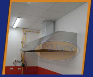 Equinox-Campana extractora de humo y grasa-B