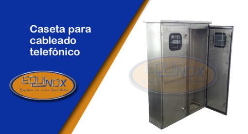 Equinox-Caseta para cableado telefónico-A