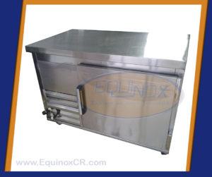 Equinox-Mesa refrigerada sobre solido 1 puerta-B