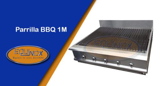 Equinox-Parrilla BBQ 1m-A