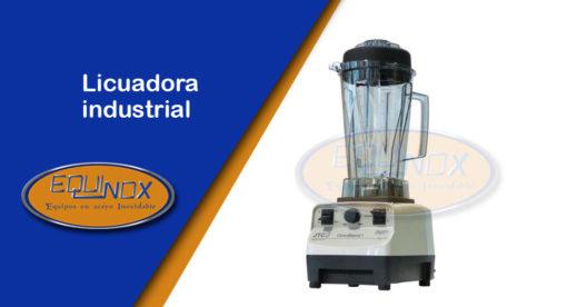 Producto-Licuadora industrial-A