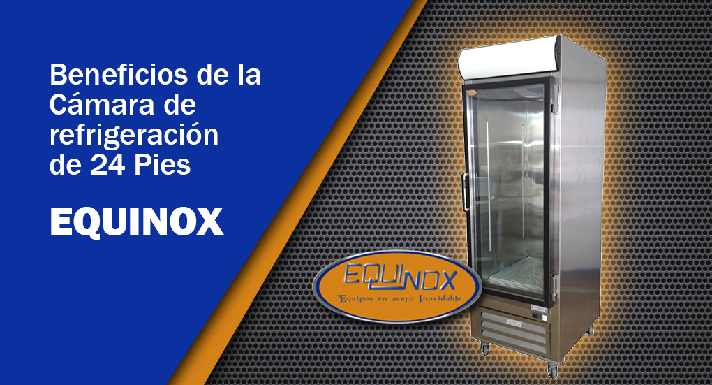 Equinox-Beneficios de la cámara de refrigeración de 24 Pies
