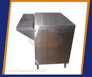 Equinox-Mesa de usos varios barra lisa-B