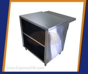 Equinox-Mesa de usos varios barra lisa-C