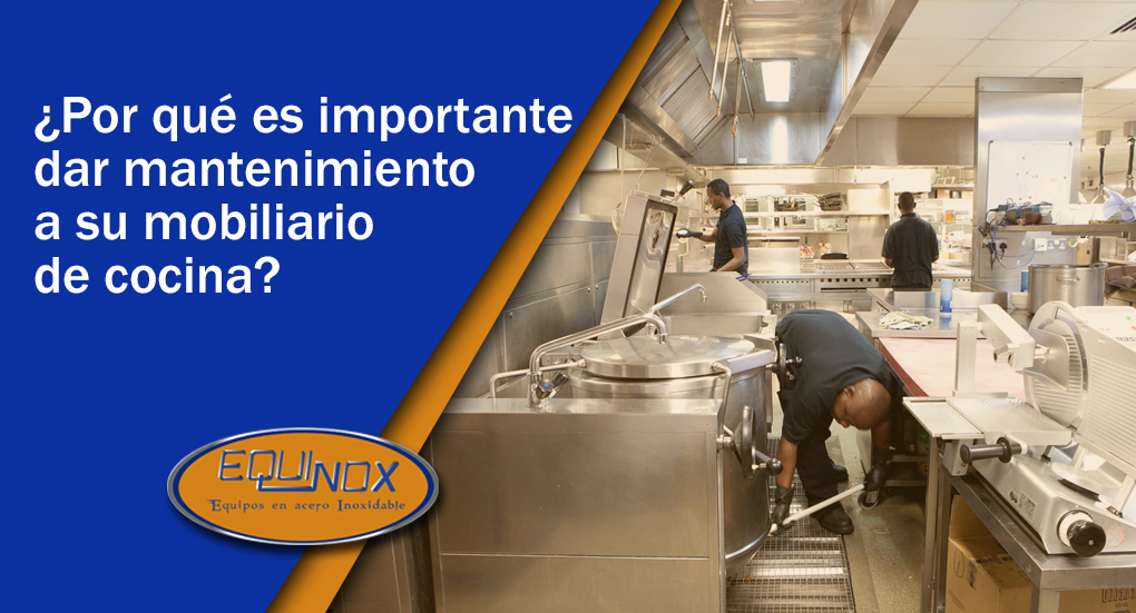 Equinox-Por qué es importante dar mantenimiento a su mobiliario de cocina