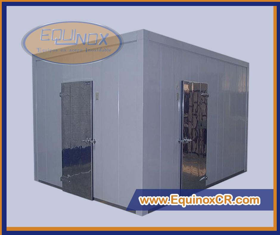 Cámaras de Refrigeración de Equinox