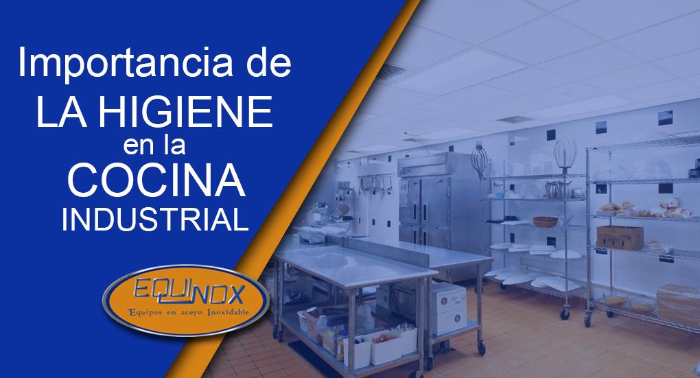 Importancia de la higiene en la cocina industrial