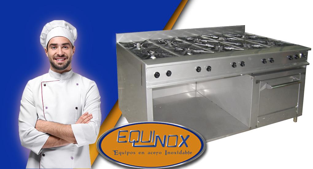 Cocina Industrial - ¿Cómo elegir la mejor para su negocio?