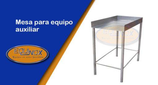Equinox-Mesa para equipo auxiliar-A