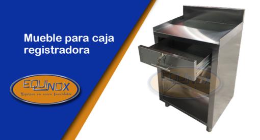 Equinox-Mueble para caja registradora-A